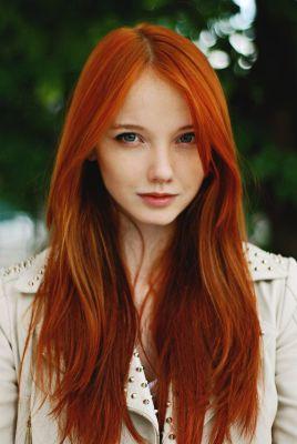 Redhead Russian